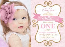 pink birthday invitations princess birthday invitation gold glitter pink gold damask