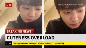 Breaking News Meme - exo breaking news tumblr