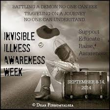 Invisible Illness Meme - invisible illness week 8 14 september