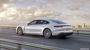 porsche panamera hybrid 2017 2017 porsche panamera 4 e hybrid executive rear three quarter