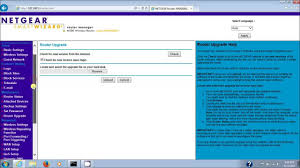 netgear router updating firmware manually for wnr2000v3 version 3