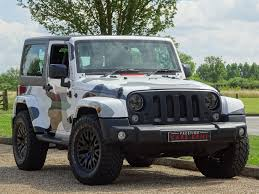 Jeep Rubicon Mpg Used Jeep Wrangler Cars For Sale With Pistonheads