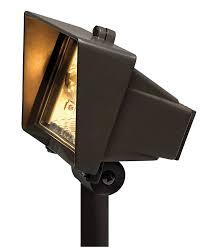 120v Landscape Lighting Fixtures by Hinkley Lighting 57000bz 120v Line Voltage Flood Light 75 Watt