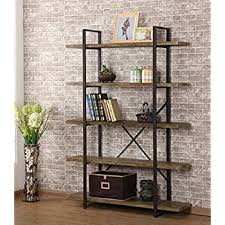 amazon com townsend tall bookcase kitchen u0026 dining
