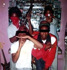 black prison gangs bloods