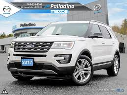 Ford Explorer Xlt - certified pre owned 2017 ford explorer xlt loaded sport utility