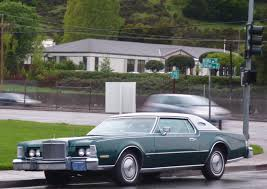 curbside classic 1975 lincoln continental mark iv former cover