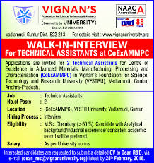 resume sles for engineering students fresherslive 2017 calendar vignan university jobs 2018 02 technical assistant vacancy for m sc