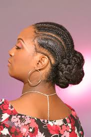 african fish style bolla hairstyle with braids braiding in maryland