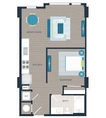 floorplans four25