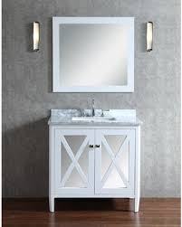 Bathroom Vanity Deals by Great Deals On Scsum36swh Summit 36 Single Sink Bathroom Vanity