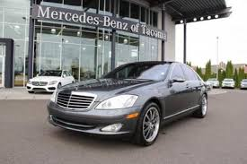 mercedes in seattle used mercedes s class for sale in seattle wa edmunds