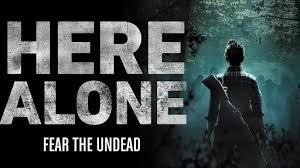 here alone trailer 1 2017 zombie horror movie hd youtube