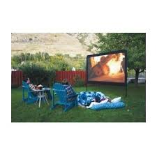 Backyard Projector Amazon Com Backyard Outdoor Home Theater In A Box Portable Dvd