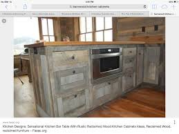 barn wood cabinets house pinterest barn wood cabinets barn