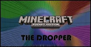the dropper map the dropper for minecraft pocket edition mcpe maps