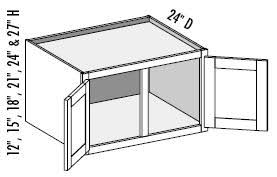 24 inch deep wall cabinets wall cabinets