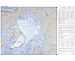Arctic Ocean Map Maps Of Arctic Region Collection Of Detailed Maps Of Arctic