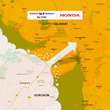 Gurgaon India Map by Mascot Industrial Park Industrial Land Industrial Plot India
