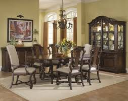 coronado rectangular dining table coronado rectangular double pedestal dining table by a r t