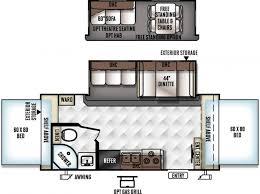 rockwood floor plans ray citte rv