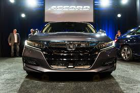 five design details to know on the 2018 honda accord car deals