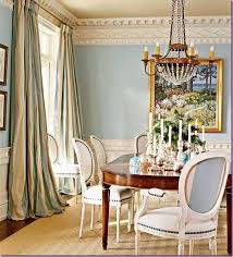 Curtain Crown Molding Farm Market Crown Molding And Silk Striped Curtains