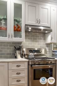 Cottage Kitchen Furniture This Beautiful Fabuwood Nexus Frost Kitchen Was Built By Bender