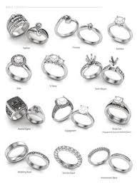 Wedding Ring Styles by Diamond Melee Setting Styles 1 Diamond Rings Pinterest