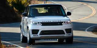 range rover land rover sport 2018 land rover range rover sport vehicles on display