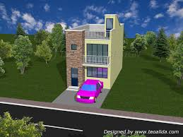 120 Yard House Front Design
