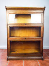 Stacking Bookcase Glass American Antique Bookcases 1900 1950 Ebay