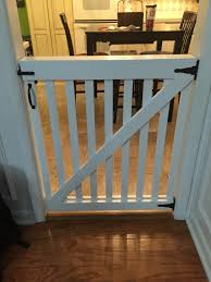 Baby Safety Gates For Stairs Hand Made Stair Gate From A Wooden Pallet A Child U0027s Safety Gate