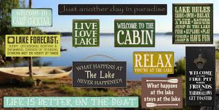 Fire Pit Signs by Country Marketplace Lake And Camping Décor Lake Signs And Sayings