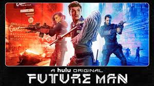 film semi series future man season 1 review time travel 101