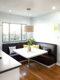 beautiful banquette fabulous banquette seating height for breakfast nook dimensions
