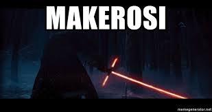 Lightsaber Meme - makerosi star wars crossguard lightsaber meme generator