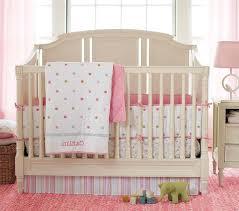 baby nursery pink and gray rosa crib bedding pink and grey