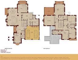 arabian villa house plans house plans