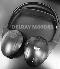 ves dvd wireless headphones dodge chrysler jeep ram mopar brand
