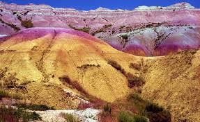 Bad Lands Badlands Black Hills Open Top Tours
