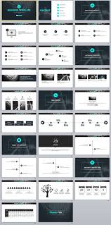 29 black multipurpose powerpoint templates the highest quality