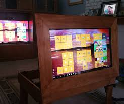 Touch Table Ls Touch Screen Smart Coffee Table Tablet Abc Mouse Screens And