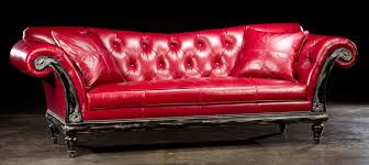 Chesterfield Sofas Usa 1 Leather Sofa Usa Made Lost Look From The Past