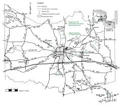 Austin County Map by Links To Sources Harrison County Historic Sites Survey