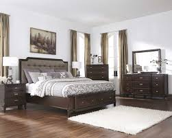 Dark Wood King Bedroom Set Stunning Home Office Designs Ideas With Wood Pattern Plus White