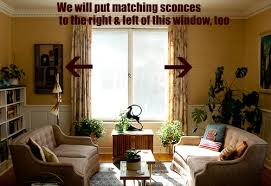 living room sconces wall sconces and how to place them around a fireplace retro