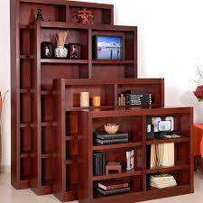 Sauder Bookcase by Mainstays 5 Shelf Bookcase Alder Walmart Com