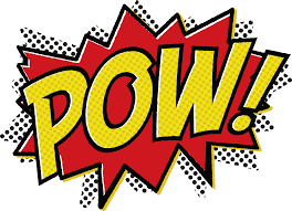 batman clipart pow png