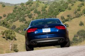 audi s5 trunk 2013 audi s5 reviews and rating motor trend